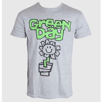 metál póló férfi Green Day - Flower Pot - ROCK OFF, ROCK OFF, Green Day
