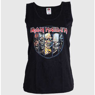 Iron Maiden női trikó - Evolution, ROCK OFF, Iron Maiden