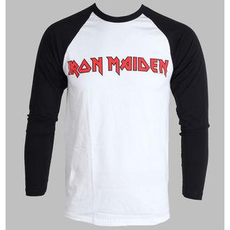 metál póló férfi Iron Maiden - Logo - ROCK OFF, ROCK OFF, Iron Maiden