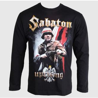 metál póló férfi Sabaton - Uprising - CARTON, CARTON, Sabaton