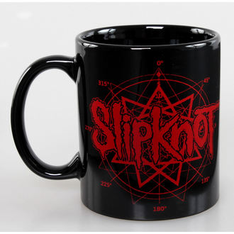 bögre Slipknot - Logo Ceramic - ROCK OFF, ROCK OFF, Slipknot