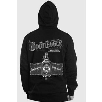 kapucnis pulóver férfi - Bootlegger - SE7EN DEADLY, SE7EN DEADLY