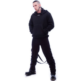 Pulóver férfi NECESSARY EVIL - Hoodipac Alternative - Black, NECESSARY EVIL