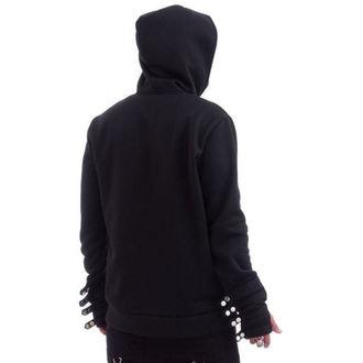 Férfi pulóver NECESSARY EVIL - Hypnos - Black, NECESSARY EVIL
