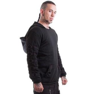 kapucnis pulóver férfi - Cratos o Ring - NECESSARY EVIL, NECESSARY EVIL