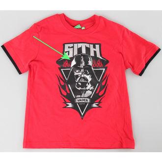set fiús ( t-ing, rövidnadrág) Tv MANIA - Star Wars Clone - Red - Star 825, TV MANIA