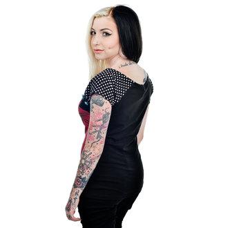 gót és punk póló női - Bolivar - TOO FAST, TOO FAST