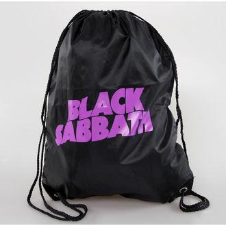 táska Black Sabbath - Logo - Black - BRAVADO, BRAVADO, Black Sabbath