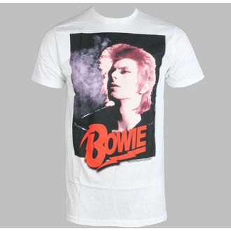 metál póló férfi David Bowie - Retro Bowie - BRAVADO, BRAVADO, David Bowie