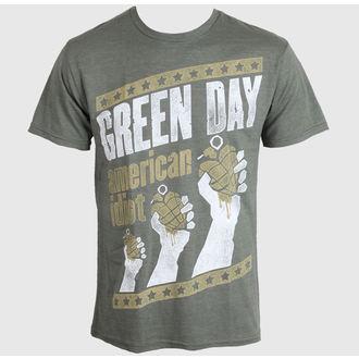 metál póló férfi Green Day - Handout - BRAVADO, BRAVADO, Green Day