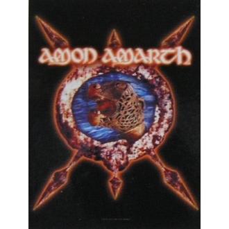 zászló Amon Amarth HFL 828, HEART ROCK, Amon Amarth