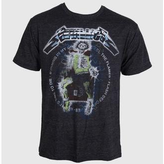 metál póló férfi Metallica - Electric Chair Char - BRAVADO, BRAVADO, Metallica