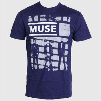 Muse férfi póló - Shade Of Grey - BRAVADO, BRAVADO, Muse