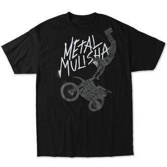 utcai póló férfi - INTAKE - METAL MULISHA, METAL MULISHA
