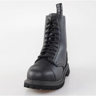 cipő GRINDERS - 10dírkové - Stag Derbi, GRINDERS