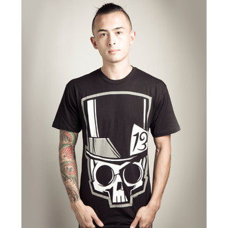 hardcore póló férfi - Skull13 - Akumu Ink, Akumu Ink