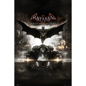 poszter Batman - Arkham Knight Cover - GB Posters, GB posters