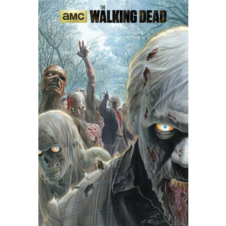 poszter The Walking Dead - Zombie Felhalmoz - GB Posters, GB posters