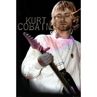 Kurt Cobain poszter - Cook - GB Posters, GB posters, Nirvana