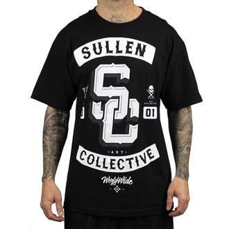 hardcore póló férfi - Blaq Friday - SULLEN, SULLEN