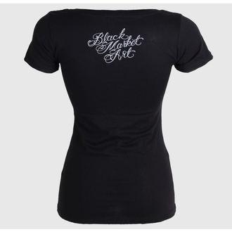 hardcore póló női - Wayne Maguire - BLACK MARKET, BLACK MARKET