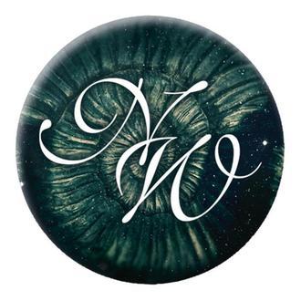 jelvény Nightwish - NW Logo - NUCLEAR BLAST, NUCLEAR BLAST, Nightwish