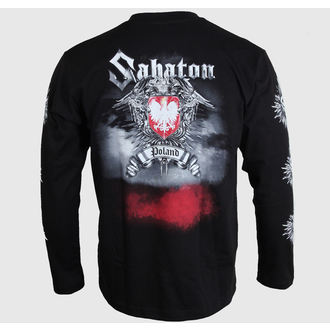metál póló férfi Sabaton - Poland - CARTON, CARTON, Sabaton