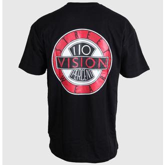 utcai póló férfi - Black - VISION, VISION