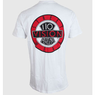 utcai póló férfi - White - VISION, VISION
