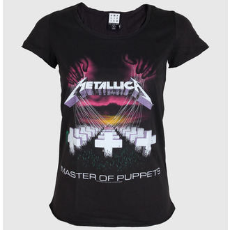 metál póló női Metallica - - AMPLIFIED, AMPLIFIED, Metallica