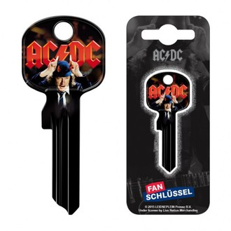 kulcs  zár AC / DC - Live, F.B.I., AC-DC