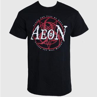 metál póló férfi Aeon - Fist Of Hell - RAZAMATAZ, RAZAMATAZ, Aeon