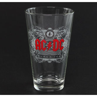 pohár AC / DC - F.B.I.., F.B.I., AC-DC