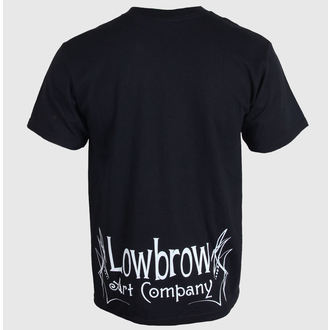 póló férfi - Lowbrow - BLACK MARKET, BLACK MARKET