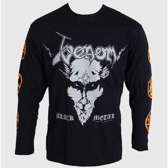 metál póló férfi Venom - Black Metal - RAZAMATAZ, RAZAMATAZ, Venom