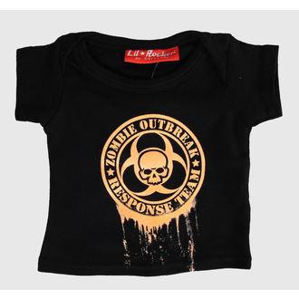 póló gyermek - Black -