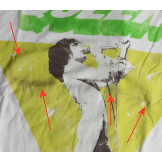 Queen férfi póló - Freddy Sings - BRAVADO - QEN1003, BRAVADO, Queen