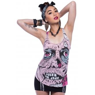 IRON FIST női trikó - Grave Dancer - Pink - IFLTNK083