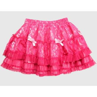 szoknya női Burleszk - Pink, NNM
