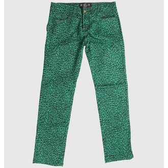 nadrág női COL LECTIF - Green