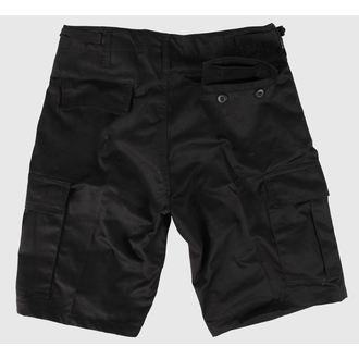 rövidnadrág férfi US BDU - Black, BOOTS & BRACES