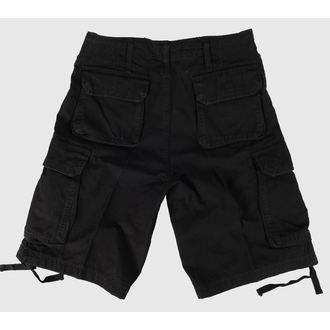 rövidnadrág férfi US-BDU - Vintage - Black, BOOTS & BRACES