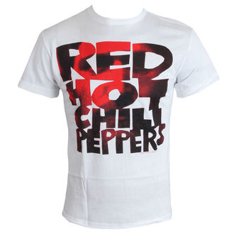 metál póló férfi Red Hot Chili Peppers - Type Face Fill - AMPLIFIED, AMPLIFIED, Red Hot Chili Peppers