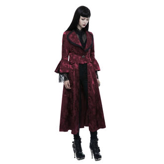 PUNK RAVE Női kabát - Ruby Gothic, PUNK RAVE