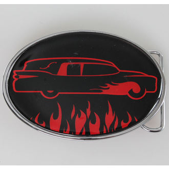 csat SOURPUSS - Car - Black / Red, SOURPUSS