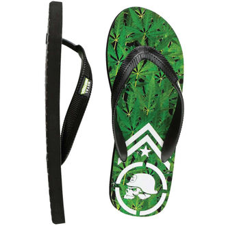 flip-flop férfi - Trees - METAL MULISHA, METAL MULISHA