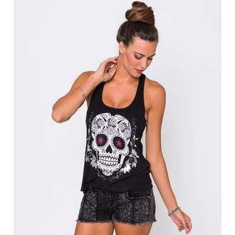 trikó női METAL Mulisha - Cukros Skull, METAL MULISHA