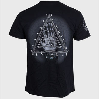 metál póló férfi Meshuggah - 25 Years - LIVE NATION, LIVE NATION, Meshuggah