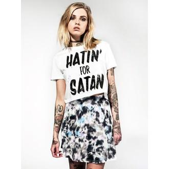 hardcore póló női - Hatin - DISTURBIA, DISTURBIA