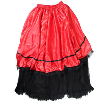 szoknya női Buvs - Black / Red